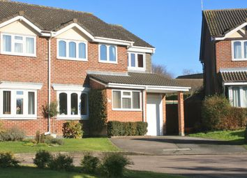 Thumbnail 4 bed semi-detached house for sale in Cherry Gardens, Bishops Waltham, Southampton