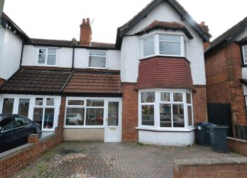 Thumbnail 3 bedroom semi-detached house to rent in Abbots Road, Kings Heath, Birmingham