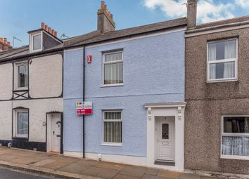 Thumbnail 2 bed terraced house for sale in Wellington Street, Stoke, Plymouth