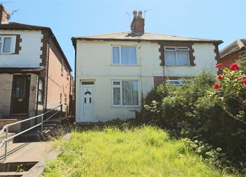 Thumbnail 3 bed semi-detached house for sale in Calverton Road, Arnold, Nottingham
