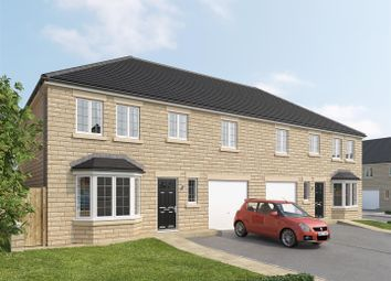 Thumbnail 4 bed property for sale in White House Farm, Holdsworth Road, Holmfield, Halifax
