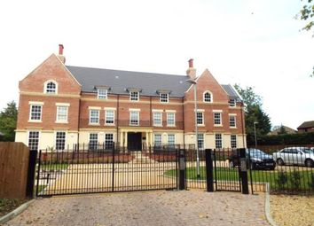 Thumbnail 1 bedroom flat for sale in Garden Court, Cemetery Road, St Neots