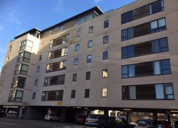 Thumbnail 1 bed flat for sale in 123 Electra House, Falcon Drive, Cardiff Bay