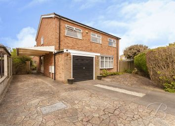 Thumbnail 4 bed detached house for sale in Burnham Court, Mansfield