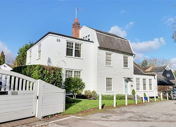 Thumbnail 5 bed detached house for sale in Burtons Mill Mill Lane, Sawbridgeworth, Hertfordshire