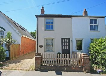Thumbnail 2 bed cottage for sale in The Square, Pennington, Lymington