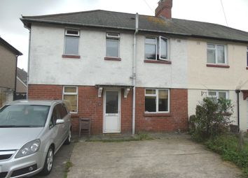 Thumbnail 3 bed semi-detached house for sale in Appledore Road, Gabalfa, Cardiff