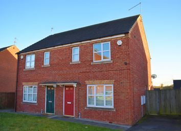 Thumbnail 3 bed semi-detached house to rent in Sousa Street, Rotherham