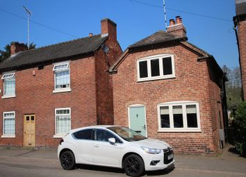Thumbnail 2 bed cottage to rent in High Street, Repton, Derby