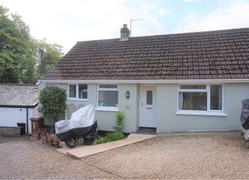 Thumbnail 3 bed semi-detached bungalow for sale in Broomhill, Tiverton