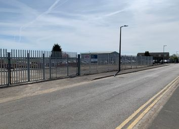 Thumbnail Land to let in Fenced & Gated Compound, Wrightsway, Lincoln