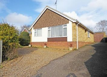 Thumbnail 4 bedroom detached bungalow for sale in Rosbrook Close, Bury St. Edmunds