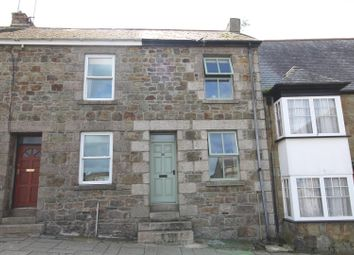 Thumbnail 3 bed terraced house to rent in Wendron Street, Helston