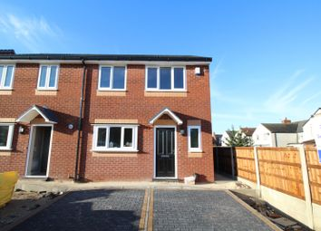 Thumbnail 2 bedroom semi-detached house for sale in Plot 2 Clarence Street, Dinnington, Sheffield, South Yorkshire