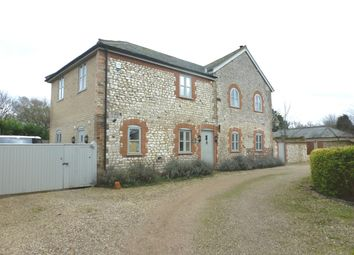 Thumbnail 4 bedroom barn conversion to rent in Old Severalls Road, Methwold Hythe, Thetford