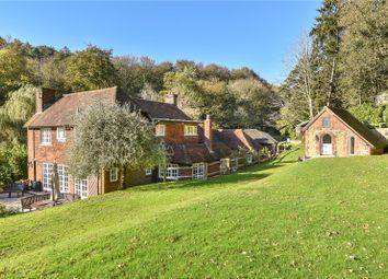 Thumbnail 4 bed detached house to rent in Godalming Road, Loxhill, Godalming, Surrey