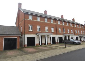 Thumbnail 4 bed town house for sale in Barn Croft Drive, Lower Earley, Reading