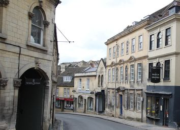 Thumbnail 1 bed flat to rent in Silver Street, Bradford On Avon