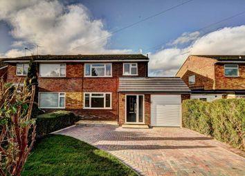 Bell Lane, Princes Risborough HP27. 3 bed semi-detached house for sale