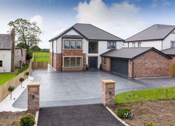 Thumbnail 5 bed detached house for sale in Darkinson Lane, Lea Town, Preston