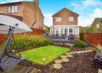 Thumbnail 3 bed detached house for sale in Kirtlington, Downhead Park, Milton Keynes