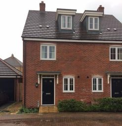 Thumbnail 3 bedroom semi-detached house for sale in 1 Selwood Close, The Sidings, Swindon, Wiltshire