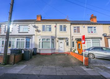 Thumbnail 3 bed terraced house to rent in Willow Avenue, Edgbaston, West Midlands