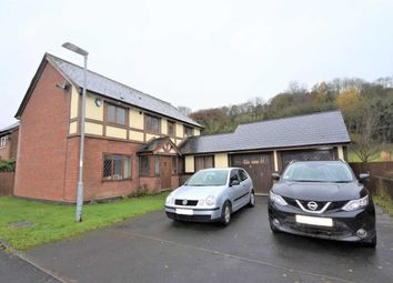 Thumbnail 4 bed detached house for sale in Trem Hirnant, Manafon, Welshpool, Powys