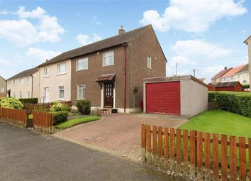 Thumbnail 3 bed semi-detached house for sale in Kemp Avenue, Paisley