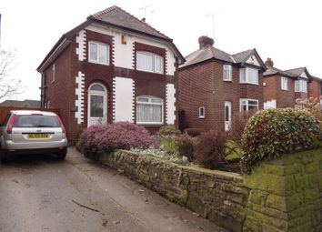 Thumbnail 3 bed detached house for sale in Chester Road, Macclesfield