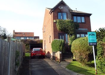 Thumbnail 3 bed detached house for sale in Hopewell Way, Crigglestone, Wakefield