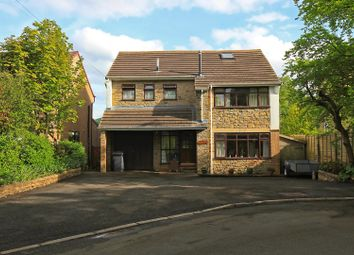 Thumbnail 4 bed detached house for sale in Manchester Road, Chapel-En-Le-Frith