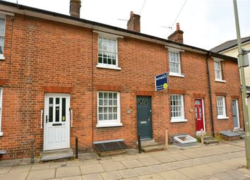 Thumbnail 2 bed terraced house for sale in Upper High Street, Winchester, Hampshire