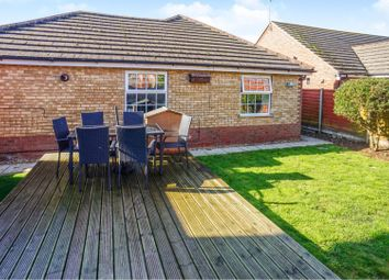 Thumbnail 3 bed detached bungalow for sale in Curtis Drive, Coningsby