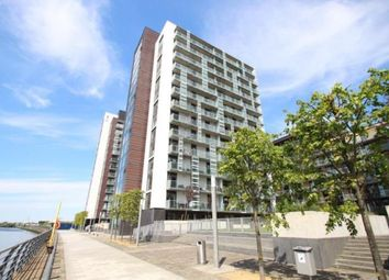 Thumbnail 1 bed flat for sale in Meadowside Quay Walk, Glasgow Harbour, Glasgow