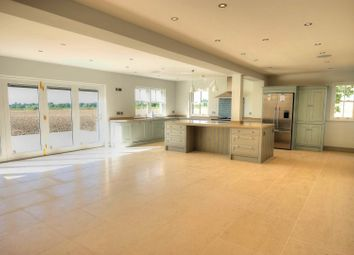 Thumbnail 5 bed detached house for sale in High Common, Cranworth, Thetford