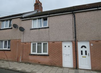 Thumbnail 3 bed terraced house for sale in Powell Street, Tir-Y-Berth, Hengoed