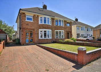 Thumbnail 4 bed semi-detached house for sale in Heol Waun Y Nant, Whitchurch, Cardiff