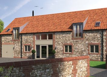 Thumbnail 4 bed detached house for sale in Main Road, Brancaster, King's Lynn