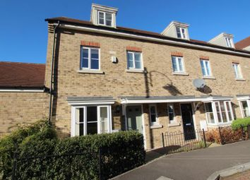 Thumbnail 4 bed town house to rent in Chaffinch Lane, Hampton Vale, Peterborough