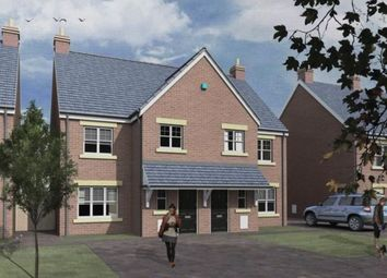 Thumbnail 3 bed semi-detached house for sale in Laburnum Grove, St Helen, Bishop Auckland