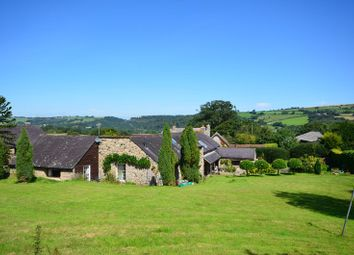 Thumbnail 4 bed property for sale in Great Drewston, Moretonhampstead, Devon