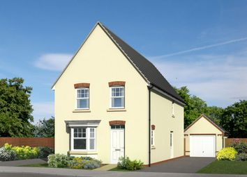 "Thumbnail 4 bed detached house for sale in ""Morton"" at Wonastow Road, Monmouth"