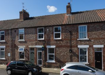 Thumbnail 3 bed terraced house for sale in Earle Street, York
