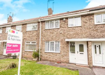 Thumbnail 3 bed terraced house for sale in Milbank Close, Hart, Hartlepool