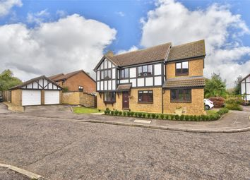 5 bed detached house for sale in Hamden Way, Papworth Everard, Cambridge CB23