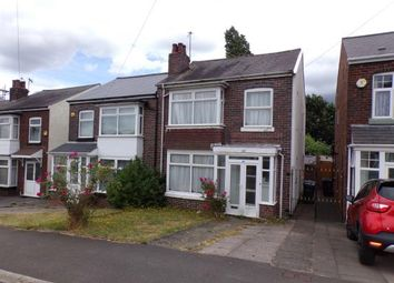 Thumbnail 5 bed semi-detached house for sale in Frederick Road, Selly Oak, Birmingham, West Midlands