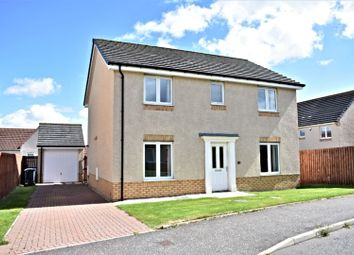 Thumbnail 4 bed detached house for sale in Russell Road, Bathgate