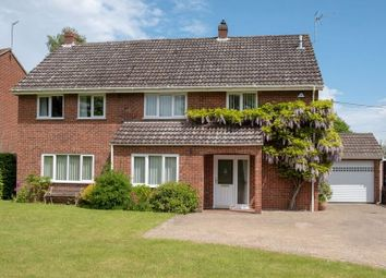 Thumbnail 4 bed detached house for sale in The Street, Swannington, Norwich