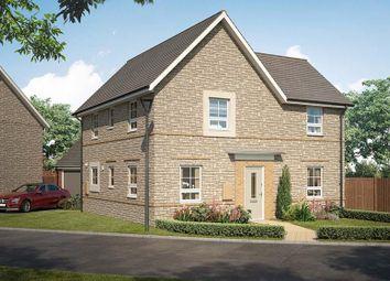 Thumbnail 4 bedroom detached house for sale in Mill Brook, Trowbridge Road, Westbury, Wiltshire
